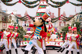 christmas day every day at disneyland paris annmarie john