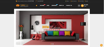 furnicom responsive magento 2 and 1 9 furniture theme by magentech