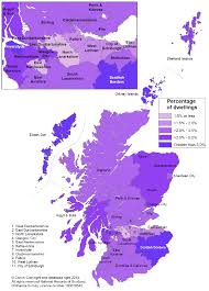 Map Of Glasgow Scotland Estimates Of Households And Dwellings In Scotland 2012