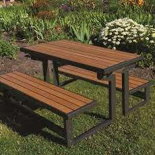 Furniture Enjoy Your Backyard With Perfect Picnic Tables Lowes by 67 Best 60054 Lifetime Convertible Picnic Table And Bench Images