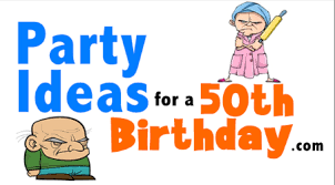 50th Birthday Party Decoration Ideas Party Ideas For A 50th Birthday