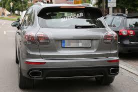 Porsche Cayenne Bolt Pattern - vwvortex com porsche cayenne facelift spied testing with new e
