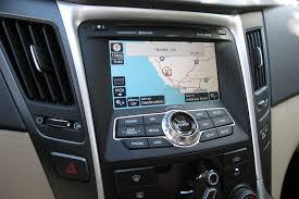 2011 Sonata Interior 2011 Hyundai Sonata Long Term Road Test Audio U0026 Technology