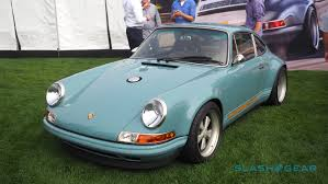 porsche singer this latest singer reimagined porsche 911 is amelia automotive art