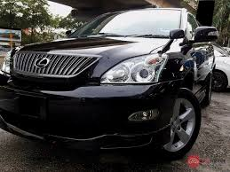 harrier lexus rx300 2000 lexus rx300 for sale in malaysia for rm24 633 mymotor