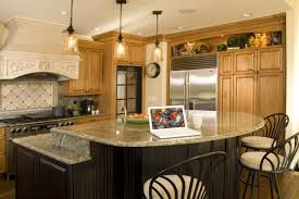 round island kitchen amazing round kitchen island ideas with traditional decoration and