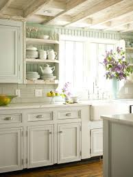 Floating Kitchen Shelves by 10 Ways To Get Farmhouse Style In Your Kitchen Narrow Floating