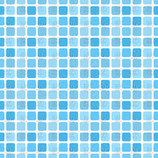 bathroom pattern blue bathroom mosaic pattern with rounded squares royalty free