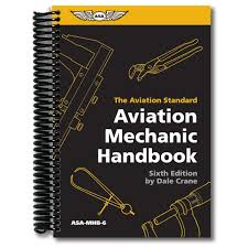 aviation mechanic handbook by asa