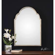uttermost brayden silver arch mirror arch mirror arch and walls