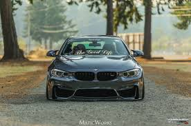 bmw m4 slammed stanced bmw m4 convertible f83 cartuning best car tuning