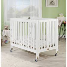 Annabelle Mini Crib White by Portable Cribs Mega Babies Usa Baby Furniture Strollers