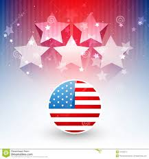 American Flag Design Stylish American Flag Design Stock Vector Image 31496270