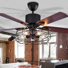 high quality ceiling fans high quality loft fan chandelier retro dining room household