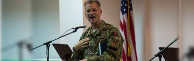 usaf chief of chaplains thanks god downrange god and country