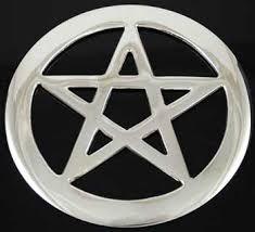 Pentacle Rug Altar Supplies