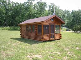 trophy amish cabins llc 10 x 20 bunkhouse cabinshown in the trophy amish cabins llc standard shown with 4 foot