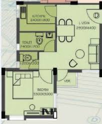 520 Sq Ft 1 Bhk 520 Sq Ft Apartment For Sale In Shrachi Dakhinatya At Rs