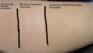 light sand tarte concealer rouge deluxe tarte amazonian clay full coverage airbrush foundation