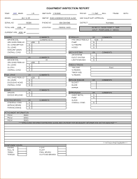 part inspection report template cool part inspection report template best and various templates
