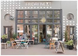 friday next a concept store cafe interior design shop and