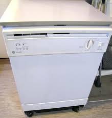 General Electric Dishwasher Ge Potscrubber Portable Dishwasher Manual Ge General Electric