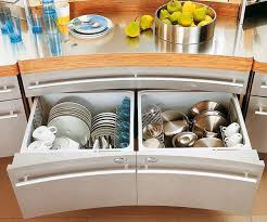 25 ideas for practical organization in the kitchen cabinet