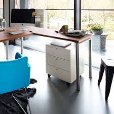 Wooden Office Chairs With Casters Wooden Office Unit 3 Drawer On Casters Now Time 1570