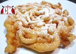 fair grounds funnel cake youtube