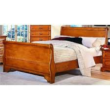 Oak Sleigh Bed Manor Oak Classics King Sleigh Bed Rotmans Sleigh Bed