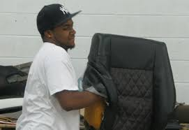 Learn How To Do Car Upholstery Upholstery Course Info Mobile Tech Training
