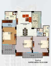 36 sqm overview pm enclave pm developers at sultanpur road lucknow