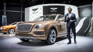 bentley suv the bentley suv is finally here
