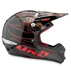one industries motocross helmet helmet one industries kombat flames black red