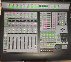 digidesign procontrol surface for pro tools reverb