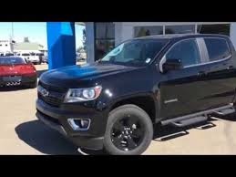 for sale colorado 2016 midnight edition chevy colorado lt for sale in westlock stock
