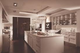 kitchen of modern farmhouse in rancho santa fe ca designed by