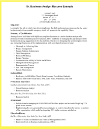Examples Of Business Resumes Business Analyst Resume Examples Template Learnhowtoloseweight Net