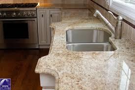 colonial cream granite different decor on home gallery design