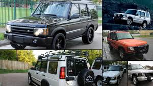2004 land rover discovery off road land rover discovery all years and modifications with reviews