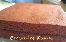 cara membuat brownies kukus simple resep brownies kukus mudah dan lezat