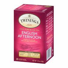 twinings afternoon tea