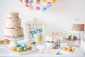 sprinkle baby shower kara s party ideas confetti sprinkles baby shower via kara s