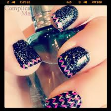 nail art unique ways to use nail strips u2014 complicated mama