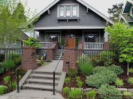 how to use gray with your home u0027s exterior bricks white trim and