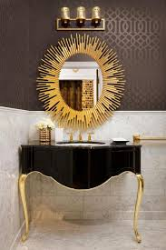 Mirror In A Bathroom 3 Tips And 23 Examples To Create An Art Deco Bathroom Digsdigs