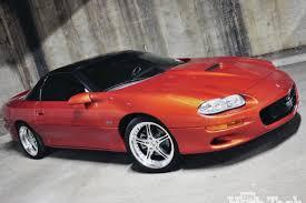 camaro ss 01 2002 chevy camaro ss gm high tech performance magazine