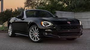 2017 fiat 124 spider abarth fiat 124 spider 2017 us wallpapers and hd images car pixel