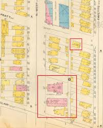 Map Of Downtown Indianapolis Misc Monday African American And Catholic In Early Indianapolis