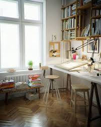 Best  Home Art Studios Ideas On Pinterest Art Desk Studios - Home office room design